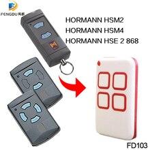 4チャンネルhormann HSM4 868 mhzガレージゲートオープナーと互換性hormann HSM2、HSM4 868 433mhzのドアリモコンコマンド