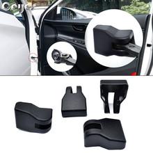 Ceyes stylizacji samochodów naklejki dla Hyundai Grand I10 Elantra Tucson Sonata IX35 Solaris Creta Verna korek drzwi ograniczenie ramię obejmuje tanie tanio Fastener Clip Protect And Prevent Corrosion jak pokazano na rysunku
