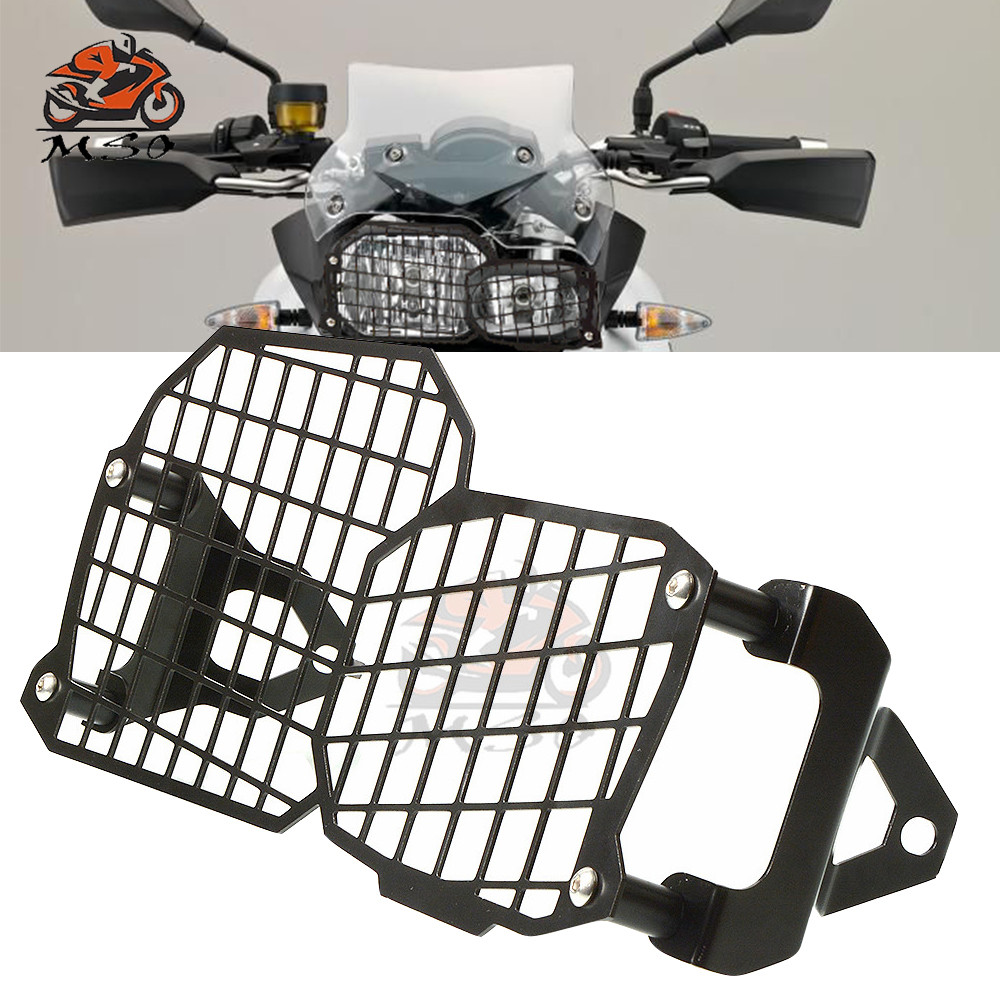 F 800GS 700GS 650GS Motorcycle Headlight Grille Guard Cover Protector For BMW F800GS Adventure ADV F700GS F650GS 2008 2018 Moto