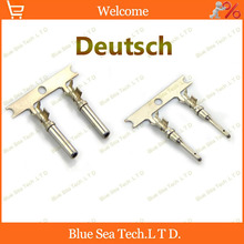 1062-16-0122/ 1060-16-0122 Deutsch Crimp terminal Connectors for Car,car engine terminals for VW Audi BMW,14-20 AWG