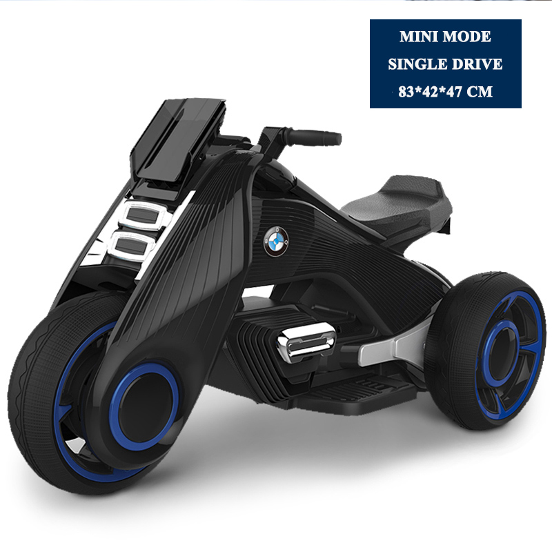 Children's electric motorcycle tricycle kids toys 2-7 years boy & girl baby battery double drive electric car can sit people Remote control toys 1ef722433d607dd9d2b8b7: China