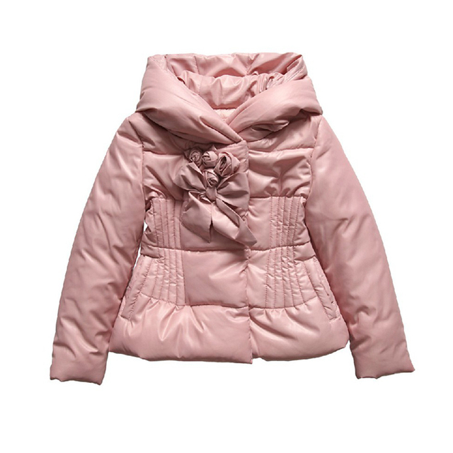 874453978610 2 8Y) winter jacket kids coat Monnalisa Fall Winter Outerwear girls ...