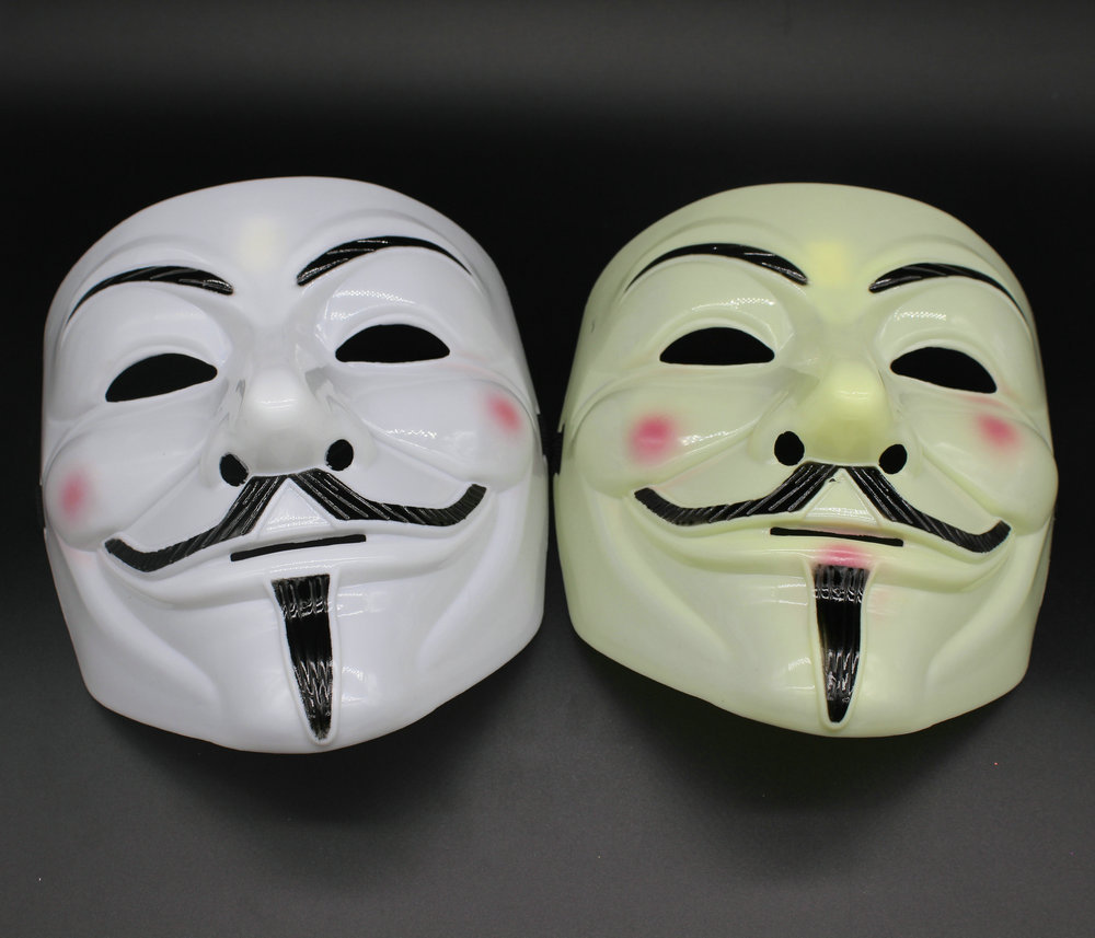 Popular V for Vendetta Mask-Buy Cheap V for Vendetta Mask lots ...
