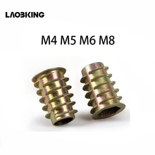 Buy threaded inserts for wood and get free shipping on AliExpress com