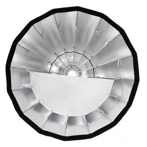 Image 4 - Godox P90L / P90H 90cm 깊은 파라볼 릭 Softbox Bowens 마운트 소프트 박스 허니 콤 그리드 fr 사진 스튜디오 플래시 스트로브 Monolight