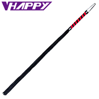 125cm Long Genuine Leather Spanking paddle Flogger Whip Red Flirting Fun Sexy Leather Whip Sex Toys For adults VP WP001035A