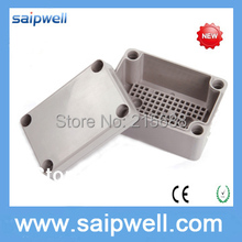 2015 NEW Saipwell plastic injection sealable enclosure IP66 waterproof junction box with ear IP66 75*120*200mm SP-F1