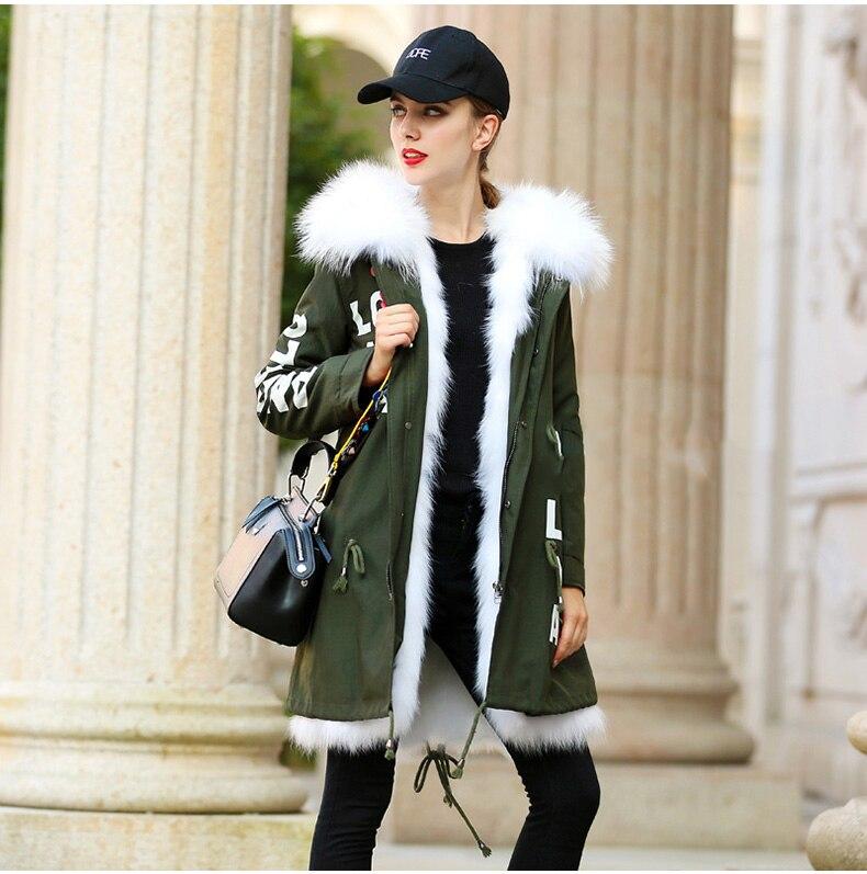 Popular Genuine Fur Collar Coat-Buy Cheap Genuine Fur Collar Coat ...