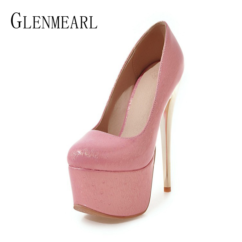 Sexy Platform Women Heels Shoes Pumps Fashion Stiletto Thin High Heels Single Ladies Party Wedding Pumps Shoes Plus Size 34-46 new arrive 2013 fashion free shipping stiletto high heels platform wedding shoes for women white