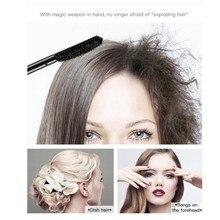 Увлажняющий крем для волос, сильный стиль, палочка для волос, Небольшой сломанный крем для укладки волос, отделочная палочка