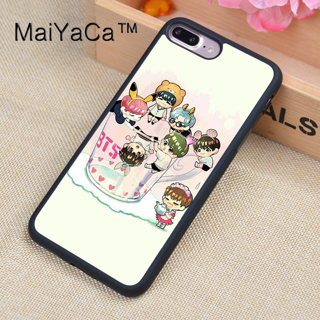 coque iphone 8 plus bts
