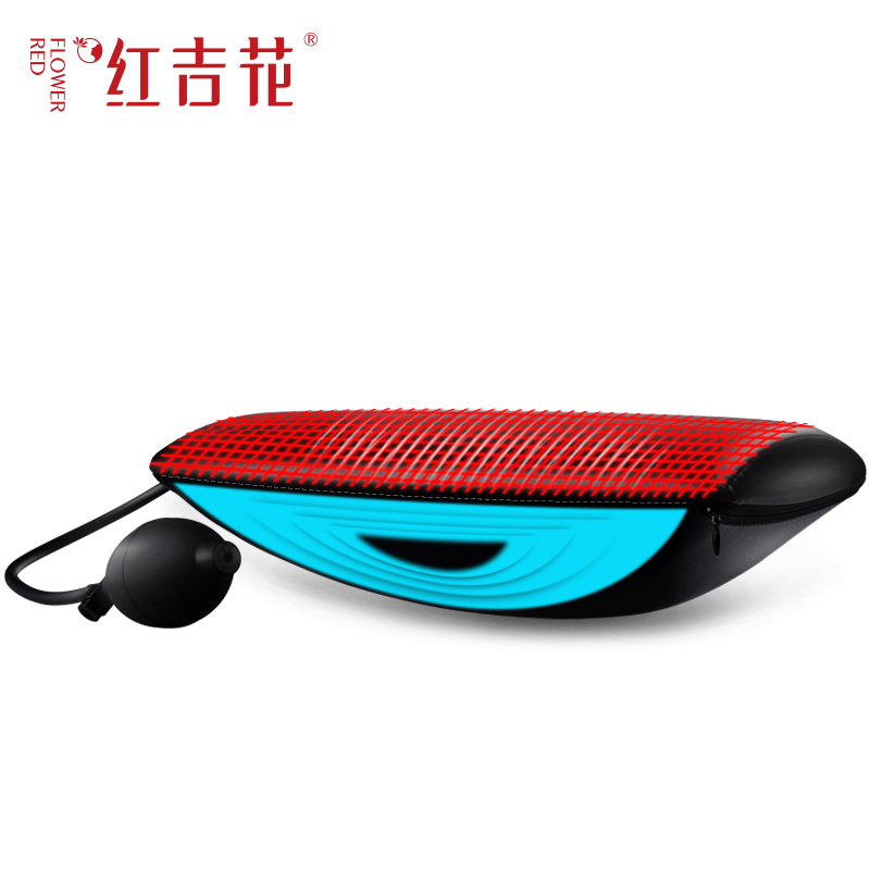 Household Waist Prominent Traction Waist Belt Protector Lumbar Spine Strain Massager Machine Lessen Back Pain for Men and Women electric heating waist belt protector for intervertebral strain lumbar support heating uterus stomach suited for men and women