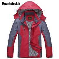 New Mens Outdoor Waterproof Windpoof Jackets Men Spring Autumn Jacket Sports Coats Male Brand Clothing Plus