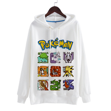Cool Pokemon Women Cosplay Hoodies Sweatshirt