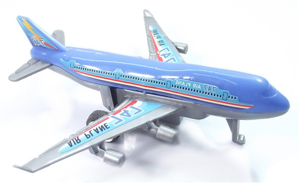 Airbus A380 Aircraft Model AirPlane Model Toys British Airways Airbus Airplane Model For Baby Gifts Toys image