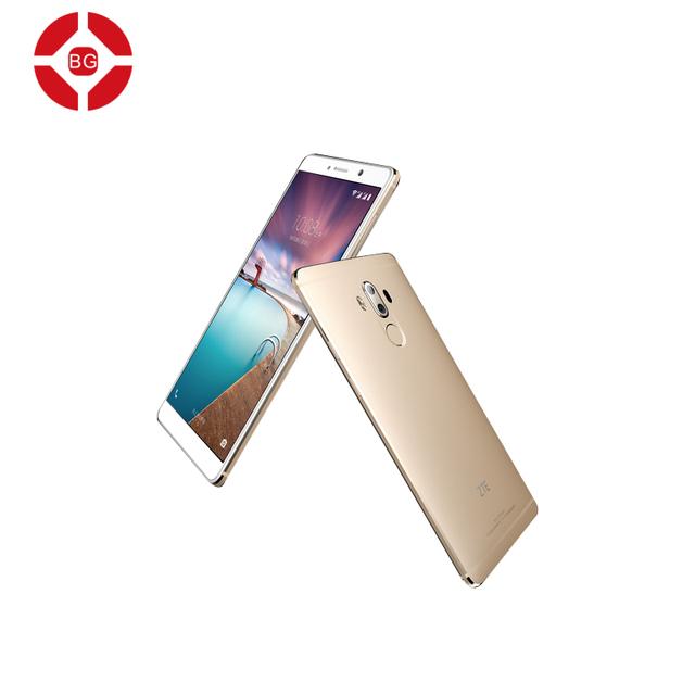 BG Original ZTE Axon 7 Max Hi-Fi Snapdragon 625 Android 6.0 Octa Core  6.0″ 1920X1080 Mobile Phone 4GB RAM 64 ROM Fingerprint