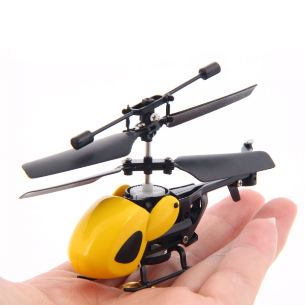 QS QS5010 Super Mini Infrared 3 5CH RC Helicopter With Gyro Mode 2 RTF