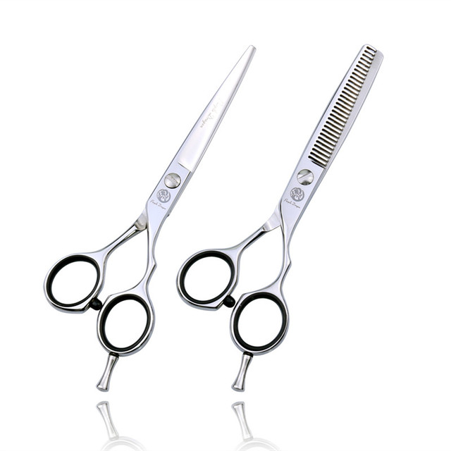 Purple Dragon 6 Professional Hairdressing Scissors Hair Cutting Thinning Shears Barber Salon Equipment