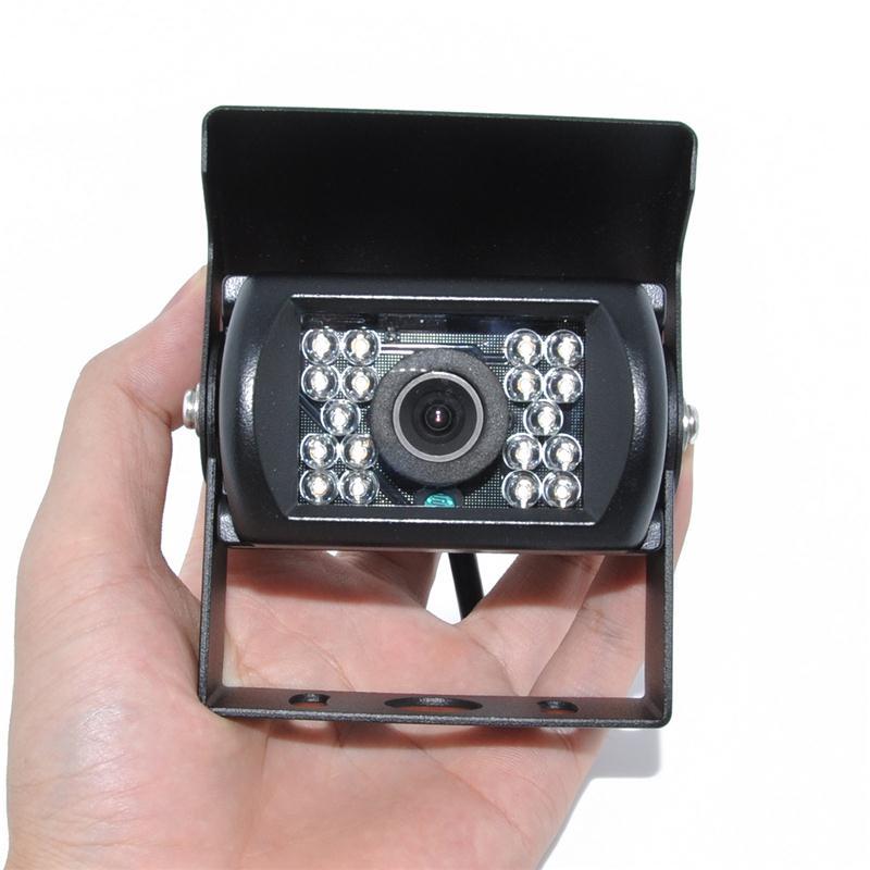 Fabryka sprzedaży 18 IR kamery cofania NOWY 7
