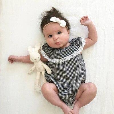 2018 Toddler Kids Baby Girls Flamingo Collar Flower Ruffle Swimsuit Bodysuit Beachwear Summer Outfits toddler girls summer cloth