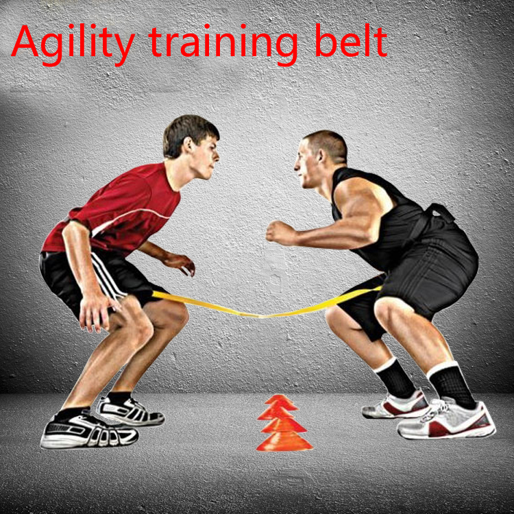 Basketball Football Agility Training Belt Speed Response Defensive