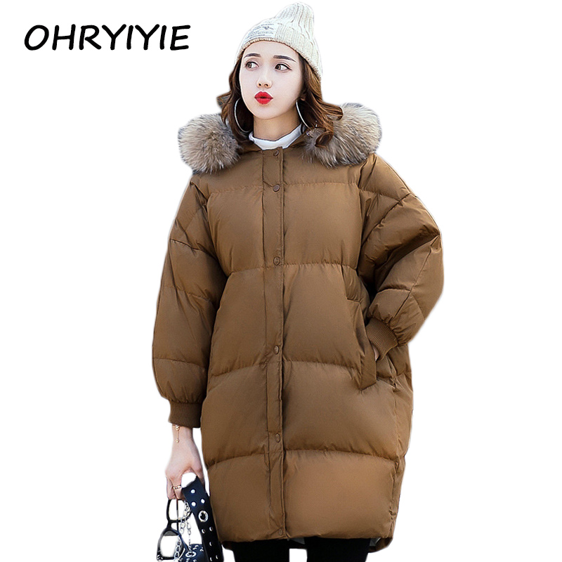 OHRYIYIE Plus Size 5XL 6XL Women Winter Jacket And Coat ...