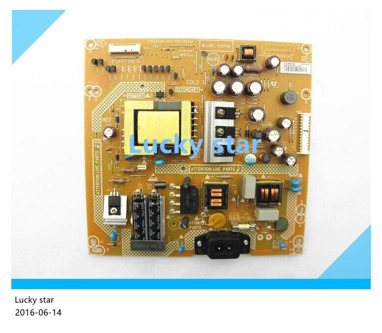 Original 32E300E LED32580 power supply board 715G5508-P01-001-002M цена 2017