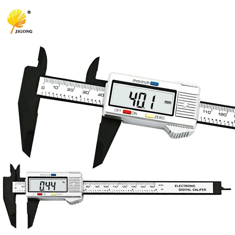 Digital Electronic Gauge Stainless Steel Vernier 150 6inch Caliper Micrometer BR
