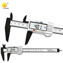 JIGONG High Quality 6inch 150 mm Digital Vernier Caliper Micrometer Guage Widescreen Electronic Accurately Measuring