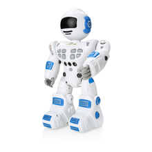 Remote Control Robot Toy RC Robot Sing Dance Gesture Sensor Action Walk Smart Robot Toys for Kids Children Birthday Gift цена 2017