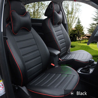 Wenbinge custom Leather car seat cover For SsangYong Korando Actyon Rexton Chairman Kyron car accessories car styling auto