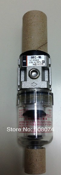 SMC AIR REGULATOR FILTER  AW10-M5 smc the new head of passing filter aff150a 40