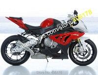 Hot Sales,For BMW S1000RR Fairing S1000 RR S 1000RR S1000 RR 2010 2014 Red Black White Bodywork Fairings kit (Injection molding)