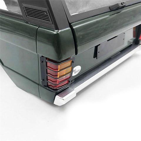 Decorative Metal Tail Light Guard For 1/10 Range Rover Classic Body RC Parts Accessories DIY Upgrade Parts Karachi