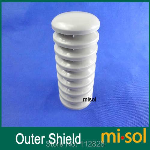 Bên ngoài bằng nhựa shield cho nhiệt ẩm kế sensor, phụ tùng cho trạm thời tiết (Transmitter/nhiệt ẩm kế sensor)