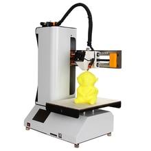 DIY Reprap 3D принтер Полностью Собранный, высокая точность, автоматическое выравнивание, для дизайнера, студентов