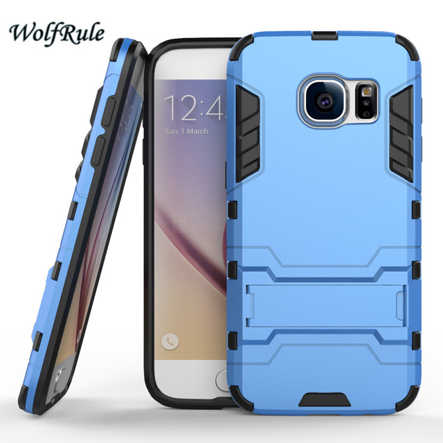 sFor Phone Case Samsung Galaxy S7 Cover Silicone &#038; Plastic Case For Samsung Galaxy S7 Case G9300 For Samsung S7 Holder Funda<