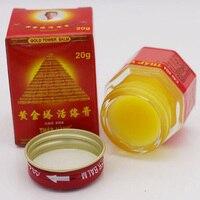2PC 100 Original Vietnam Balm Ointment Pain Relieving Patch Massage Relaxation Arthritis Essential White Tiger Balm