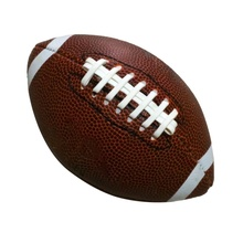 Детские Мини регби Спорт на открытом воздухе Американский футбол милый ученик тренировочный мяч подарок на день рождения игрушка Командные виды спорта