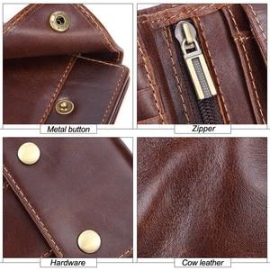 Image 5 - MISFITS วัวแท้กระเป๋าสตางค์หนังผู้ชายกระเป๋าแฟชั่น MINI กระเป๋าผู้หญิงกระเป๋าสตางค์ผู้ถือบัตรยี่ห้อคุณภาพสูงกระเป๋าสตางค์