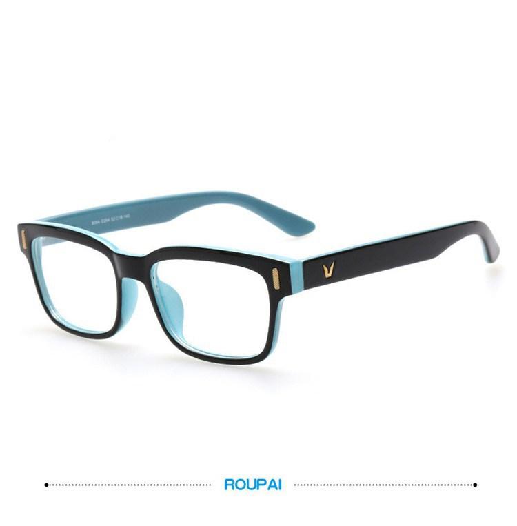 Vintage Brand Design Grade Eyewear eyeglass frames Eyeglasses Eye Glasses Frames For Women Plain optical mirror spectacle frame (23)