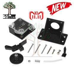 3D Printer parts Black Widow  Extruder Fully Kits Extruder for 1.75mm 3D printer titan extruder for J-head bowden