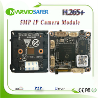 H.265 5MP 2952*1944 1080P Network IP Camera Ipcam Module Board Support intelligent analysis Onvif Upgrade Your Security System
