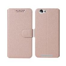Glitter flip telefone casos capa para wileyfox faísca/faísca plus + caso original luxo fundas capa para stander novo