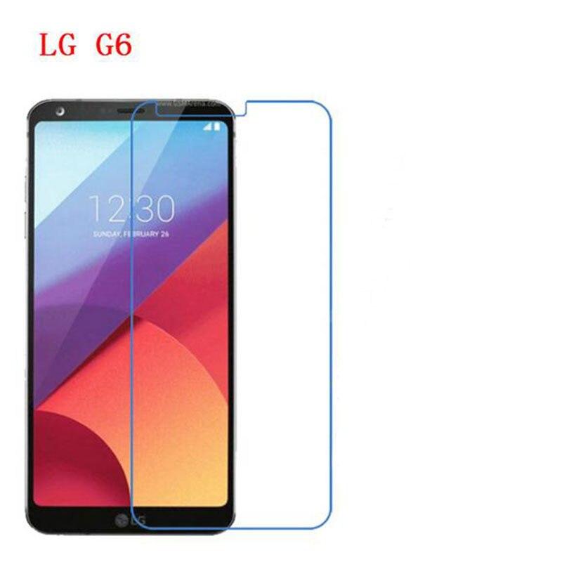 3 PCS HD font b phone b font film PE touch preserving eyesight for LG G6