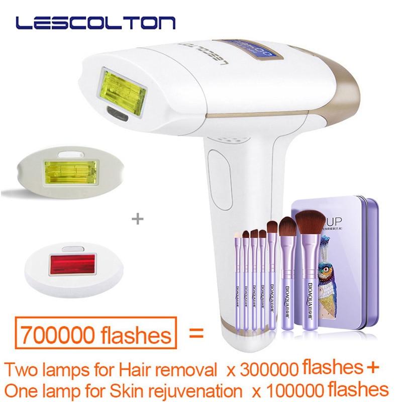 Aliexpress.com : Buy Lescolton Laser Hair Removal T 009i ...
