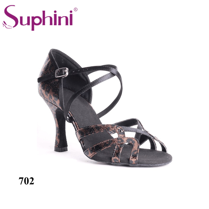 Free Shipping Suphini Basic Model Design Latin Dance Shoes Woman zapatos salsa mujer free shipping 2015 suphini purple latin shoes satin salsa shoe woman dance shoes zapatos de baile