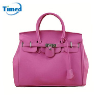 2015 New High Quality PU Leather Women Totes Medium Fashion Matte Girls Handbags Brand Lady Bags