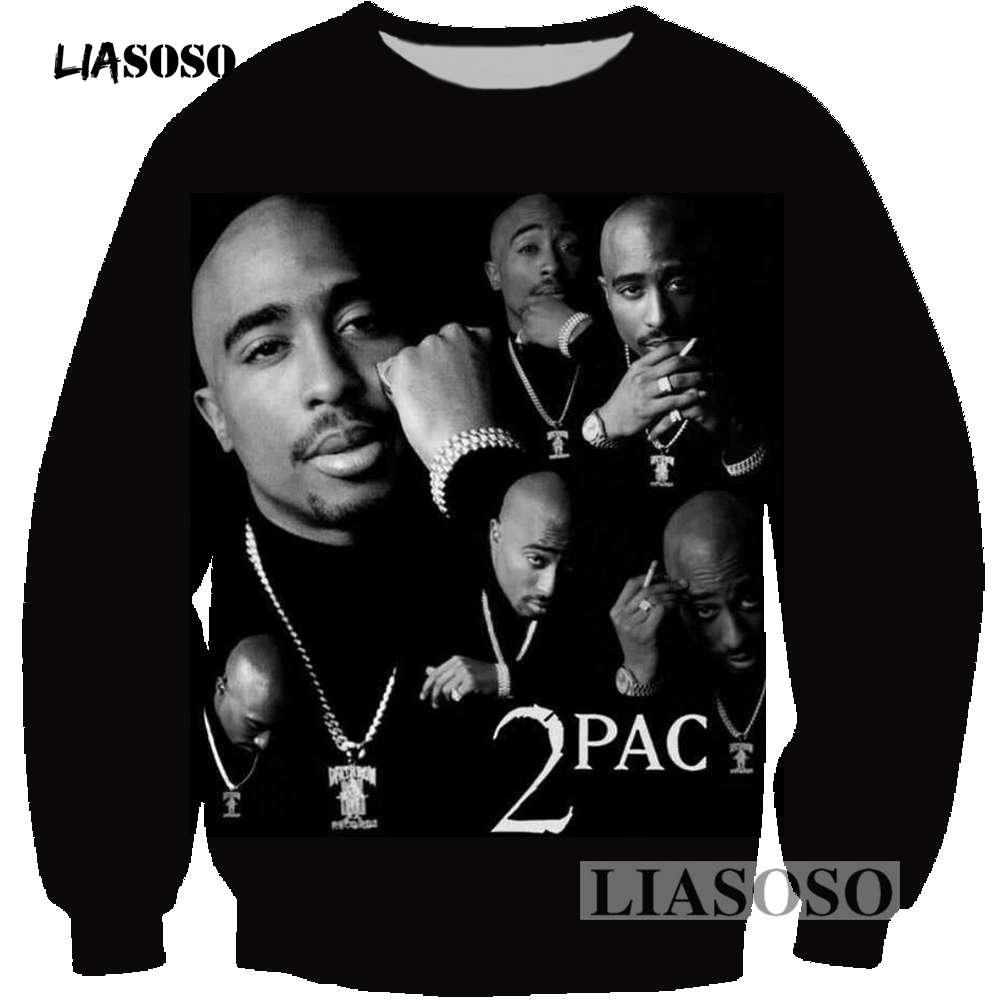 Compra tupac shakur sweatshirt y disfruta del envío gratuito en  AliExpress.com 75ef9bb54a7