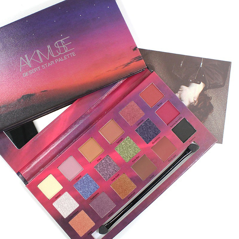 28 Women Nude Make Up Palette Cosmetic Shimmer Makeup Eye